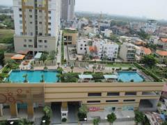 Cần bán gấp căn hộ tropic garden, dt 66m2, lầu cao, view sôn