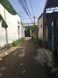 Bán lô đất 15x15 gần khu dân cư bình dương - long binh tân