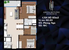 Cực hot - 9 suất nội bộ cuối căn hộ angia riverside