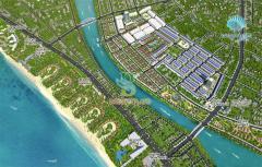 Đại dương xanh dự án đầu tư sinh lời ngay,cạnh bãi tắm hà my