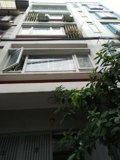 Bán nhà riêng (38m2-5t) nguyễn trãi -q.thanh xuân - hà nội