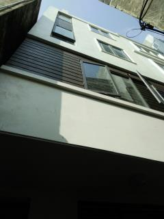 Nhà bán nhà 4 tầng ngõ 147 triều khúc,thanh xuân 33 m2-3pn
