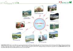 Bán đất dự án khu đô thị vạn phúc sông công