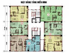 Bán suất ngoại giao căn hộ 112m2 chung cư d2ct2 linh đàm