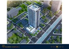 Bán chung cư cao cấp nhất tp vinh-bảo sơn complex, 31 tầng,