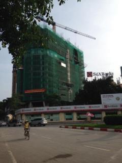 Cần bán chung cư tháp doanh nhân 920 triệu  - 01 thanh bình