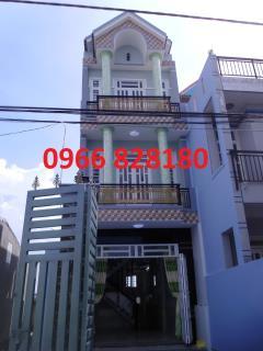 Nhà  lê văn khương - quận 12  3tấm - shr - lh:0987 583 588