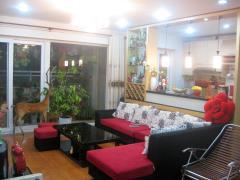 C.bán căn hộ cc hapulico, 135m2, căn góc, tầng đẹp, sổ đỏ cc
