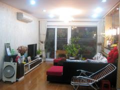 Bán căn hộ cc hapulico, 135m2, căn góc, tầng đẹp, sổ đỏ cc