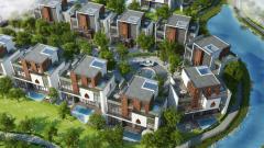 Cơ hội sở hửu đầu tư biệt thự nghỉ dưỡng ven sông,