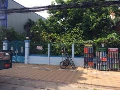 Cho thuê mặt bằng 700 m2 mặt tiền đường 3/2 có sẵn nhà 35 t