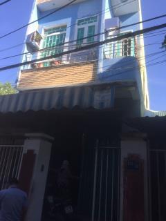 Chính chủ bán nhà 1 mê kiệt oto 4m đường cù chính lan