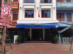Cho thuê cửa hàng mặt phố phan kế bính ( 2 tầng )