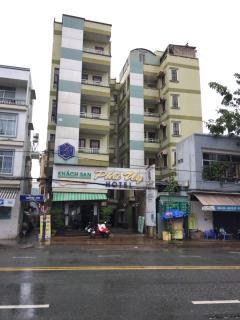 Bán khánh sạn đường mậu thân phương xuân khánh  27 phòng