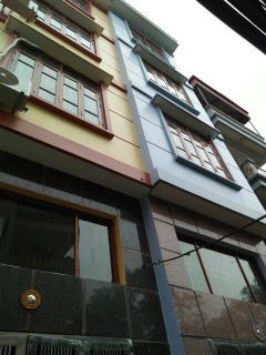 Cần bán nhà 4.5 tầng mới xây tại phố tựu liệt, thanh trì
