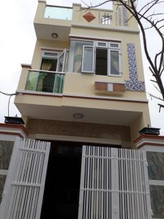 Nhà tl31,gần chợ cầu đồng, 3 phòng ngủ,đúc 2 tấm