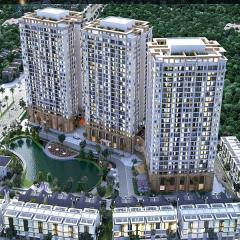 Chỉ 300 triệu sở hữu căn hộ 52m2 tại trung tâm mỹ đình