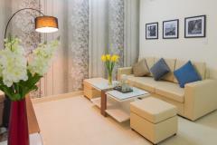 Ban căn hộ chung cư bình an p.10tpvt gia chu đầu tư