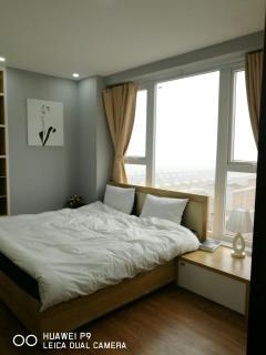 Bán gấp căn ngoại giao 3pn - tầng đẹp chung cư gemek premium