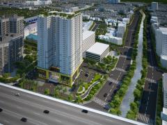 Cần bán căn hộ b1506 chung cư tứ hiệp plaza