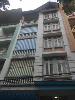 Siêu phẩm cầu giấy 50m2x 7 tầng có thang máy, mt 5m