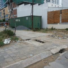 Cần tiền bán đất 2 mt đường đỗ bí, khu 387 đà nẵng,giá rẻ