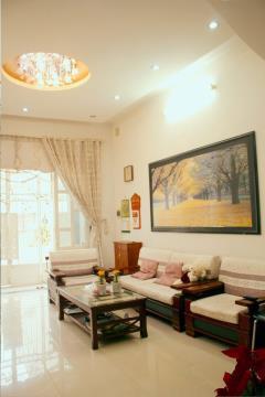 Cho thuê căn hộ đầy đủ nội thất trung tâm tp đn,giá 9tr/th