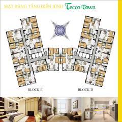 Mở bán căn hộ tecco town bình tân 707 triệu 0909 269 938