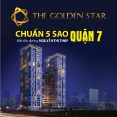 The golden star căn hộ chuẩn 5 sao. tại q7 tphcm