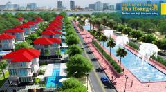Chính thức mở bán khu biệt thự ven sông  phú hoàng gia 3 tỷ
