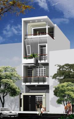 Nhà phố kinh doanh, mặt tiền 50m, giá 7tr/m2.