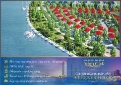 Mở bán khu biệt thự ven sông  phú hoàng gia giá 3 tỷ, 600m2