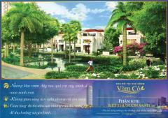Biệt thự vườn xanh 200m2, giá 1,2 tỷ/ nền