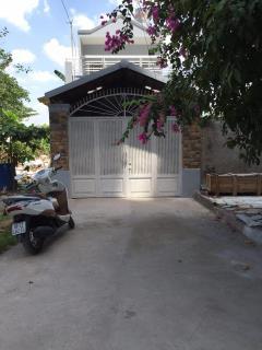 Cho thuê nhà nguyên căn - đường nguyễn xí - 13tr - 128m