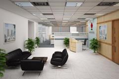 Cho thuê sàn văn phòng tầng 3,4,5,6 mặt phố quán thánh