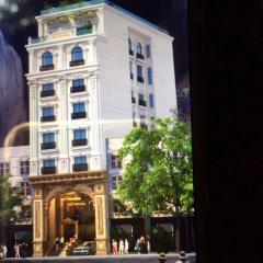 Cho thuê tòa nhà 10 tầng mới 100% quận tây hồ mt gần 20 m