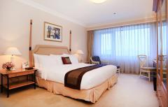 Bán khách sạn 32 phòng mới 100% lô góc khu đấu giá nhân hòa