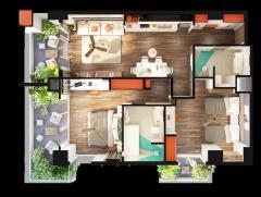 Bán căn hộ cao cấp view biển tại dự án ariyana nha trang