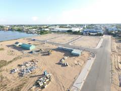 Đất nền dự án tây sông hậu long xuyên an giang