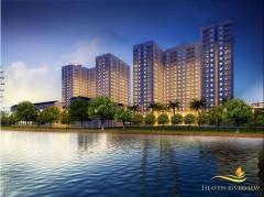 Khu căn hộ view sông, giá từ 800tr/căn, c/ khấu lên đến 9%
