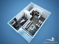 Mở bán căn hộ giá rẻ quận 8 heaven riverview