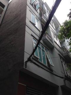 Nhà 2 mặt thoáng. 34m2x4t mới. yên xá- văn quán-