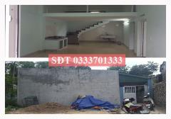 Cần bán nhà 1 tầng mái bằng s = 58,6m2, hướng tây giá 520tr