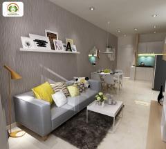 Đặt mua căn hộ đạt gia residence phong cách singapore trong