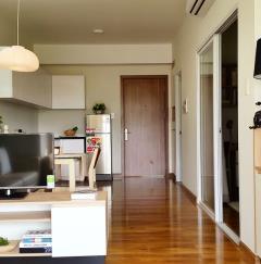 Cho thuê căn hộ quận 9 - giá tốt - diện tích 54m2 - 2 pn
