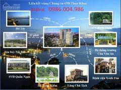 Hot mở bán chung cư cao cấp sun grand city thụy khê tây hồ
