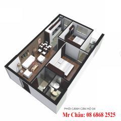 Nhà ở xã hội - chất lượng thương mại: giá chỉ từ 14tr/m2
