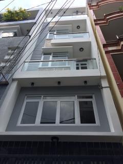 Bán nhà 3 lầu, mặt tiền đường số 1, f11, tiện cho thuê