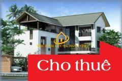 Cho thuê nhà mặt ngõ tây sơn,4 tầng x 45 m2,6 phòng.giá:15tr