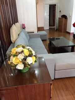 Cho thuê chung cư vườn xuân - 71 nguyễn chí thanh full đồ